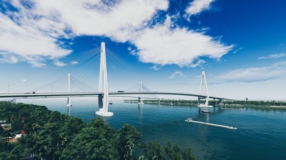 The future My Thuan Bridge 2