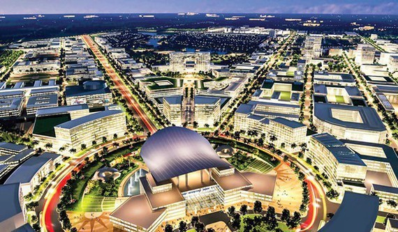 HCMC takes action to build eastern innovation district