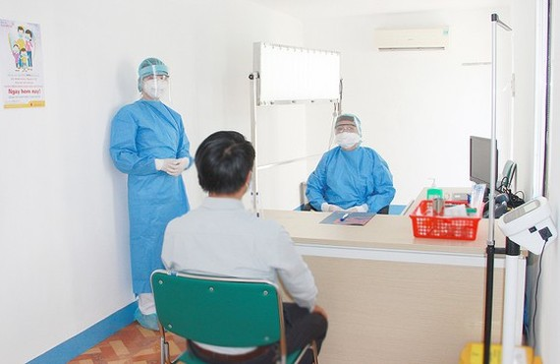 Experts analyse data on COVID-19 in Da Nang
