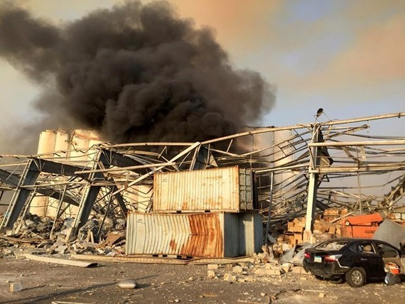 The explosions killed 78 people and injured nearly 4,000 others. (Photo: VNA)