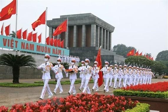 President Ho Chi Minh's Mousoleum (Photo: VNA)