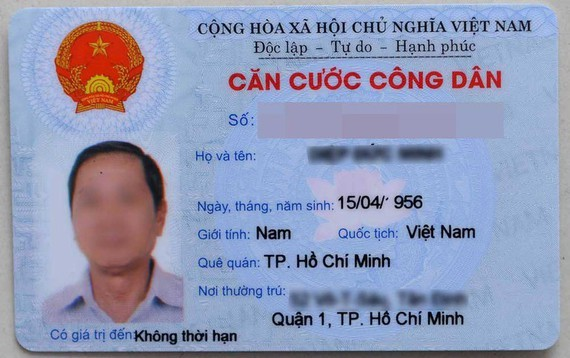 Ministry of Public Security to collect fingerprints for ID cards