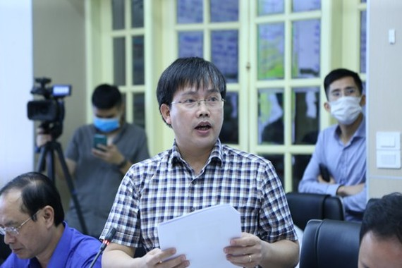 Director of the National Center for Hydro-meteorology Forecasting Mr. Mai Van Khiem will be  in charge of monitoring and releasing warnings of natural disasters.