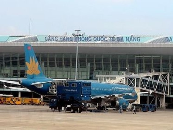 Airports suspended exploitation due to typhoon Noul
