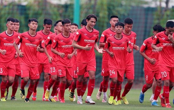 Vietnam U22 team to absent from Maurice Toulon Revello 2020