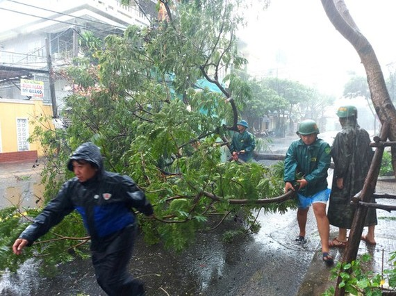Storm Molave leaves 83 dead, missing in Central Vietnam