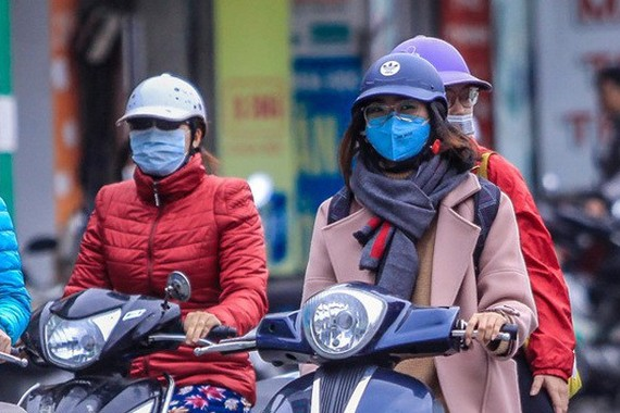 Extreme cold weather grips North