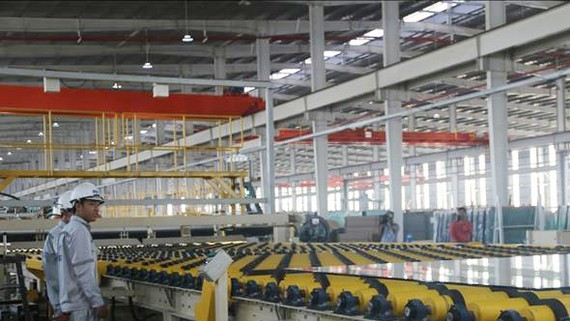 First phase of Phu My Ultra White Floating Glass Factory inaugurated