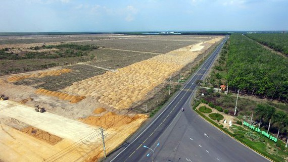 First works of Long Thanh Int'l Airport Project to be started in December