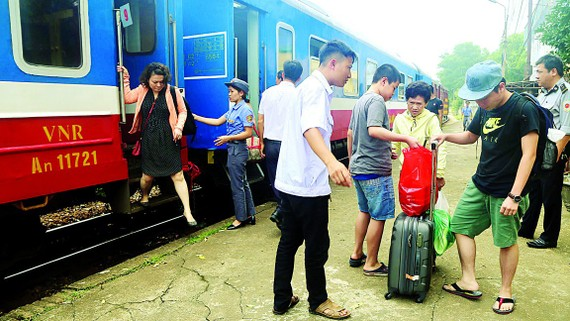 Vietnam Railway offers half-price discount on train ticket in January 2021