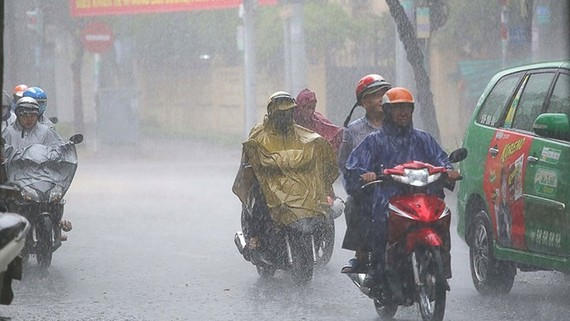 South to witness unseasonable rains on New Year's Eve