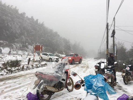 North, Central Vietnam continue facing extra freezing cold in January