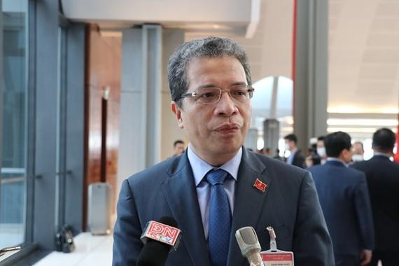 Deputy Foreign Minister Dang Minh Khoi (Photo: VNA)