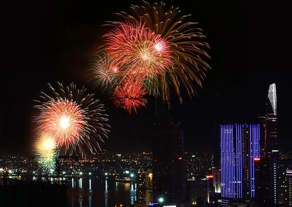 Ho Chi Minh City has canceled Lunar New Year fireworks display on the Lunar New year's Eve (Photo:SGGP/ Dung Phuong)