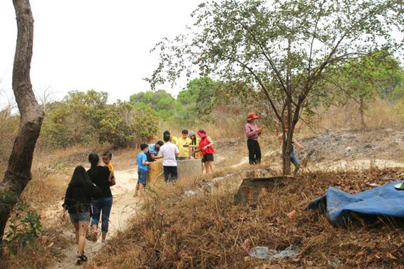 Bung Thi Hot Spring becomes new attractive tourism destination of Binh Thuan