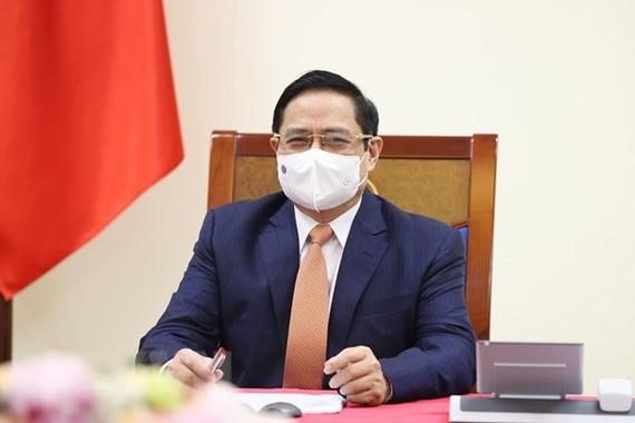 Vietnamese Prime Minister Pham Minh Chinh (Photo: VNA)