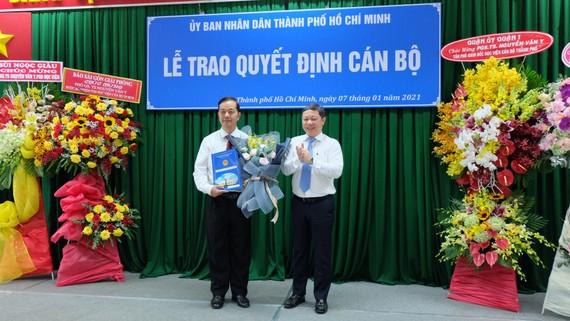 Học viện Cán bộ TPHCM có thêm Phó Giám đốc