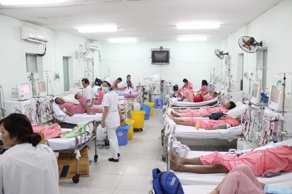 Các bệnh viện túc trực 24/24 giờ trong những ngày nghỉ Tết Nguyên đán Mậu Tuất 2018