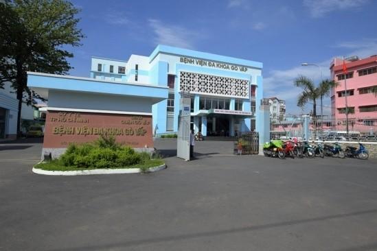 Bệnh viện quận Gò Vấp không đạt an toàn trong phòng chống dịch Covid-19