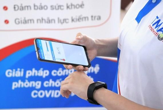 Ứng dụng công nghệ thông tin trong quản lý, giám sát cách ly các ca nghi mắc Covid-19 tại nhà