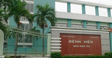 Bệnh viện quận Bình Tân