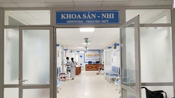Khoa Sản - Nhi của Bệnh viện Đa khoa tư nhân Phúc Hưng, TP Quảng Ngãi