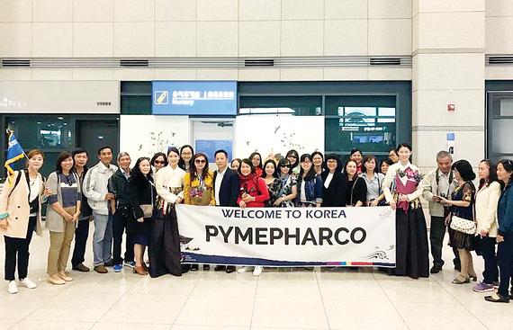 Cùng Pymepharco khám phá xứ sở kim chi