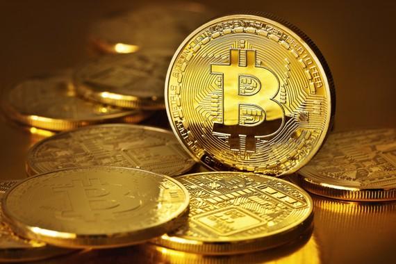 Bitcoin. Ảnh: REUTERS