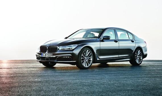 BMW 7 Series - niềm tự hào của thương hiệu BMW