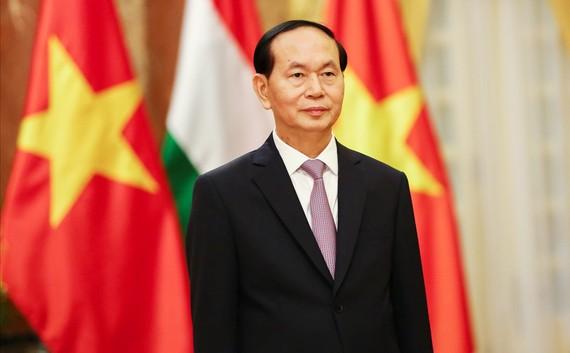 Chủ tịch nước gửi thư chúc mừng Chủ tịch Quốc hội Xin-ga-po, Chủ tịch AIPA-39 Tan Chuan-Jin