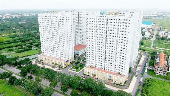 Nhà ở xã hội của HQC Ảnh: CAO THĂNG