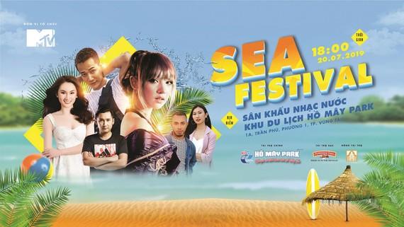 Sea Festival - Đại nhạc hội nghệ thuật đỉnh cao của MTV Connection đã quay trở lại!