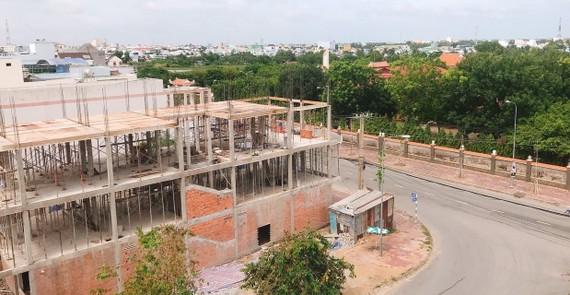 Nhiều dự án bất động sản đang được triển khai ở TP Bạc Liêu