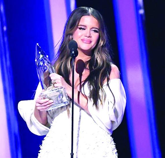 Giải Album của năm đã thuộc về Maren Morris với album Girl.