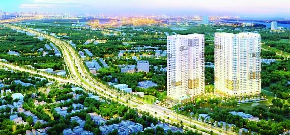 Dự án Opal Boulevard do Tập đoàn Đất Xanh phát triển dự án nằm tiếp giáp  đại lộ Phạm Văn Đồng có pháp lý đầy đủ tạo sự an tâm cho khách hàng