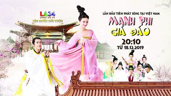 Manh Phi giá đáo phim độc quyền, phát sóng giờ vàng trên Long An TV