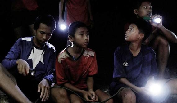 Ra mắt bộ phim về chiến dịch giải cứu đội bóng nhí Thái Lan