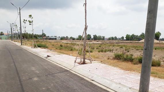 Khu dân cư mới thiếu hạ tầng kỹ thuật, xã hội