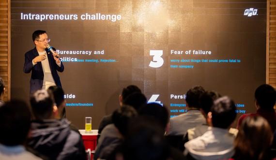 Startup tại FPT Software, tác giả nhận lợi nhuận 10% - 20%
