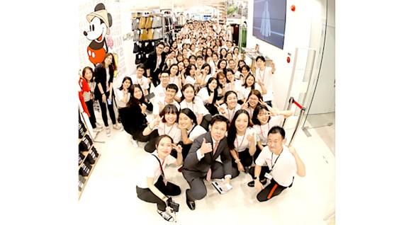UNIQLO sẽ mở cửa hàng đầu tiên ở Hà Nội vào mùa Xuân 2020