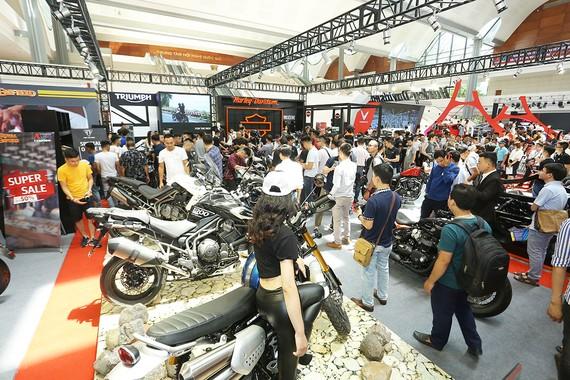 Triển lãm ô tô, xe máy và công nghiệp phụ trợ - Vietnam AutoExpo 2020