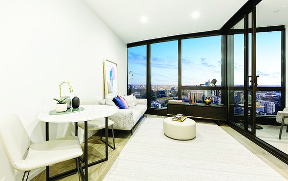Cơ hội sở hữu căn hộ đẳng cấp tại tòa nhà cao nhất Nam Bán Cầu Australia 108