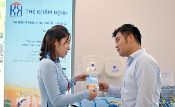 VietinBank triển khai dịch vụ Thanh toán trực tuyến qua Thẻ khám chữa bệnh - giải pháp thanh toán hiện đại, mang tới nhiều tiện ích cho bệnh nhân và bệnh viện
