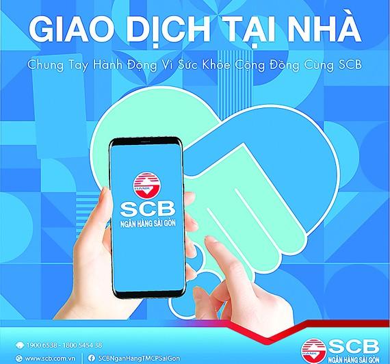 SCB miễn phí thường niên dịch vụ eBanking