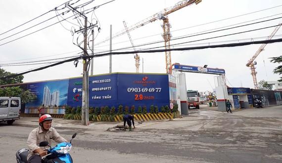 Khởi động lại dự án 76 Tôn Thất Thuyết, quận 4  