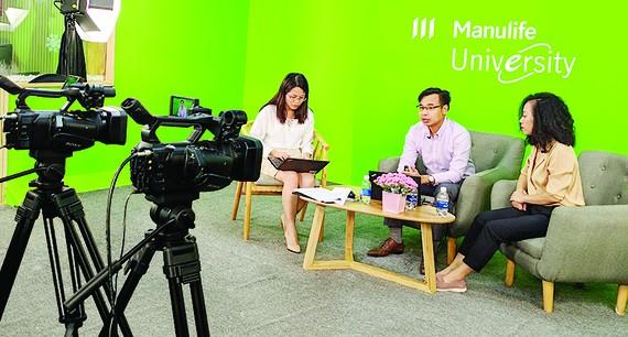 Ứng dụng công nghệ nâng cao chất lượng nguồn nhân lực Manulfe University