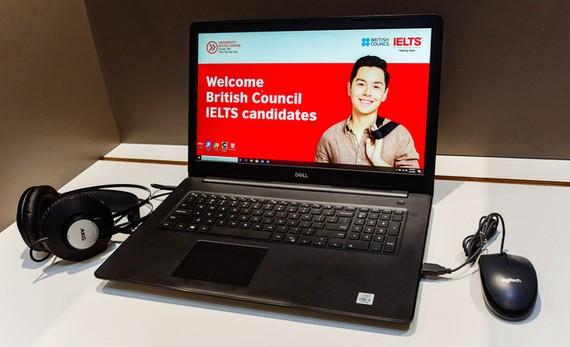 Ra mắt điểm thi IELTS trên máy tính thứ 2 tại TPHCM
