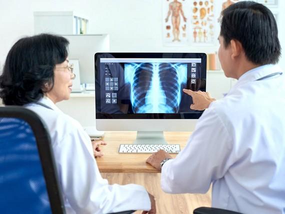 Triển khai giải pháp Al - VinDr trong chẩn đoán hình ảnh y tế