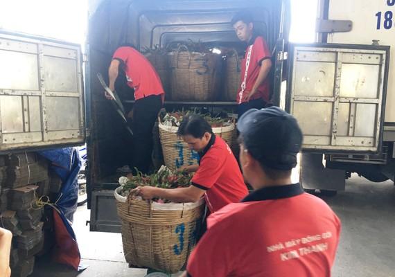 Chi phí logistics cao hơn so với các chi phí khác đã làm giảm năng lực cạnh tranh của nông sản Việt Nam trên thị trường trong và ngoài nước
