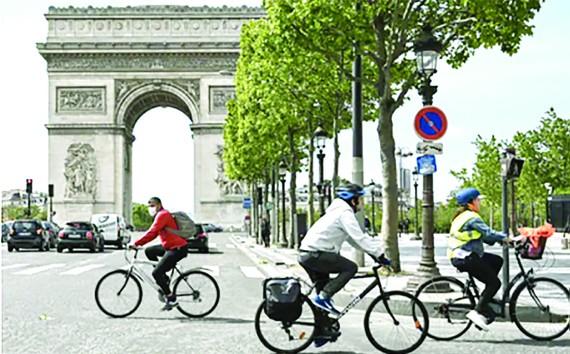 Paris chuyển đổi sinh thái
